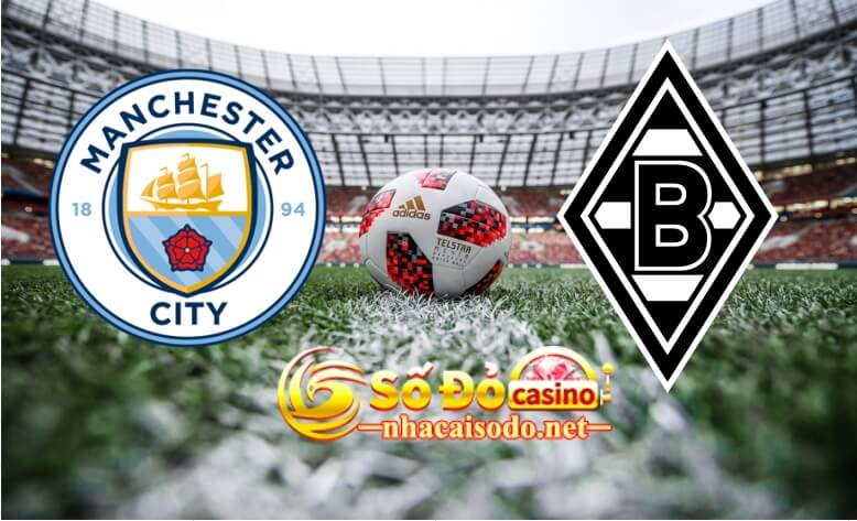 soi kèo Man City vs Gladbach 03h00 ngày 17-3, Champions League
